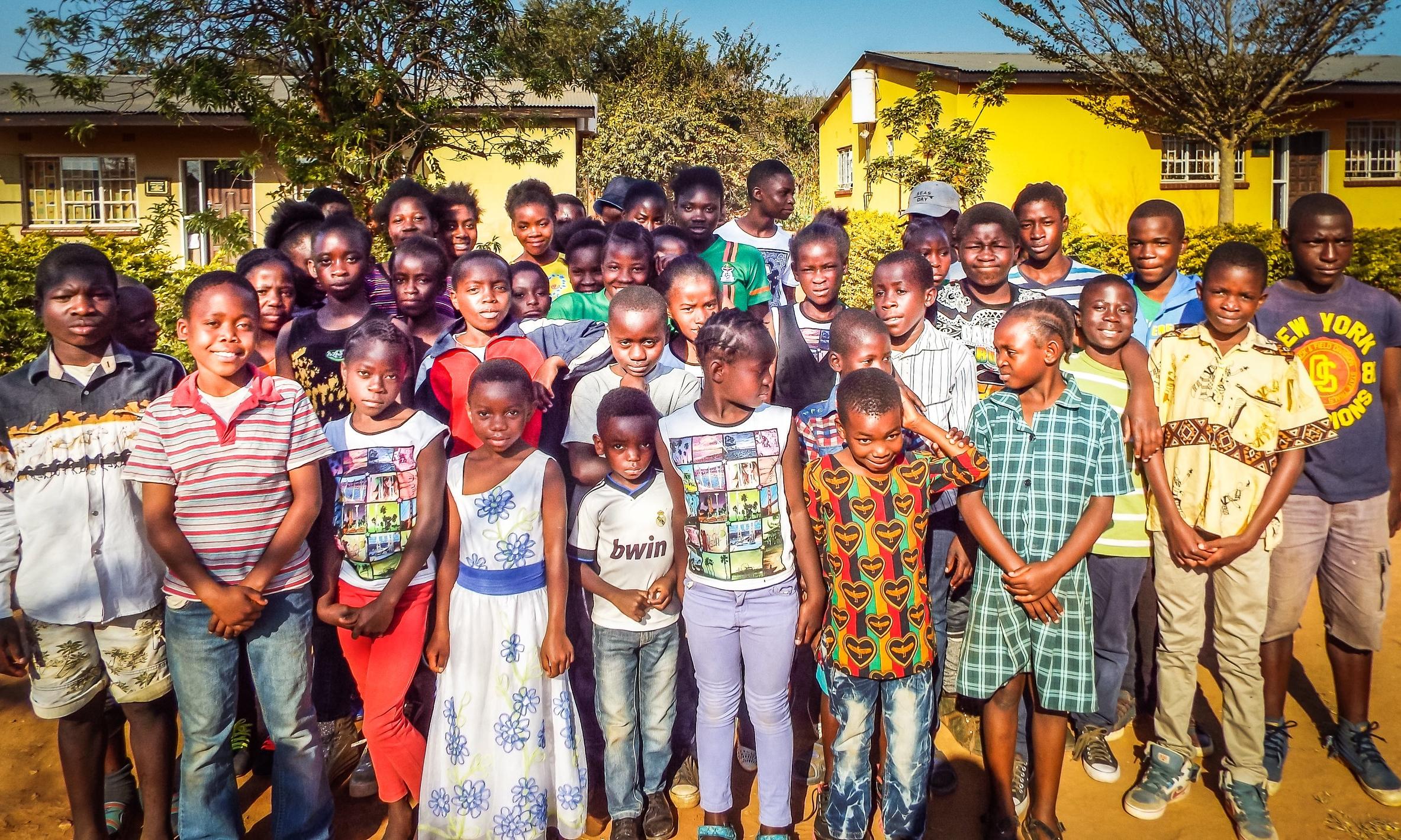 Chishawasha_Children