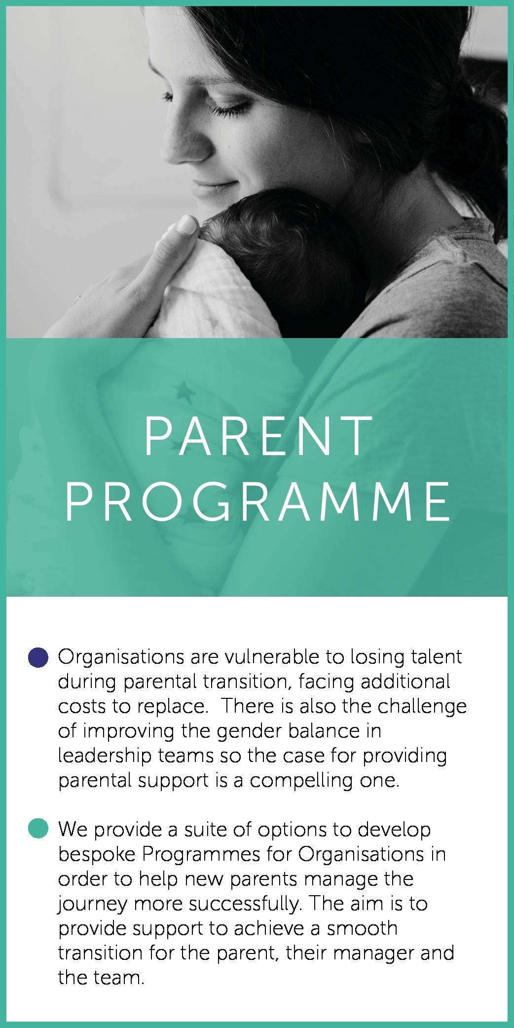PARENT PROGRAMME Beingworks