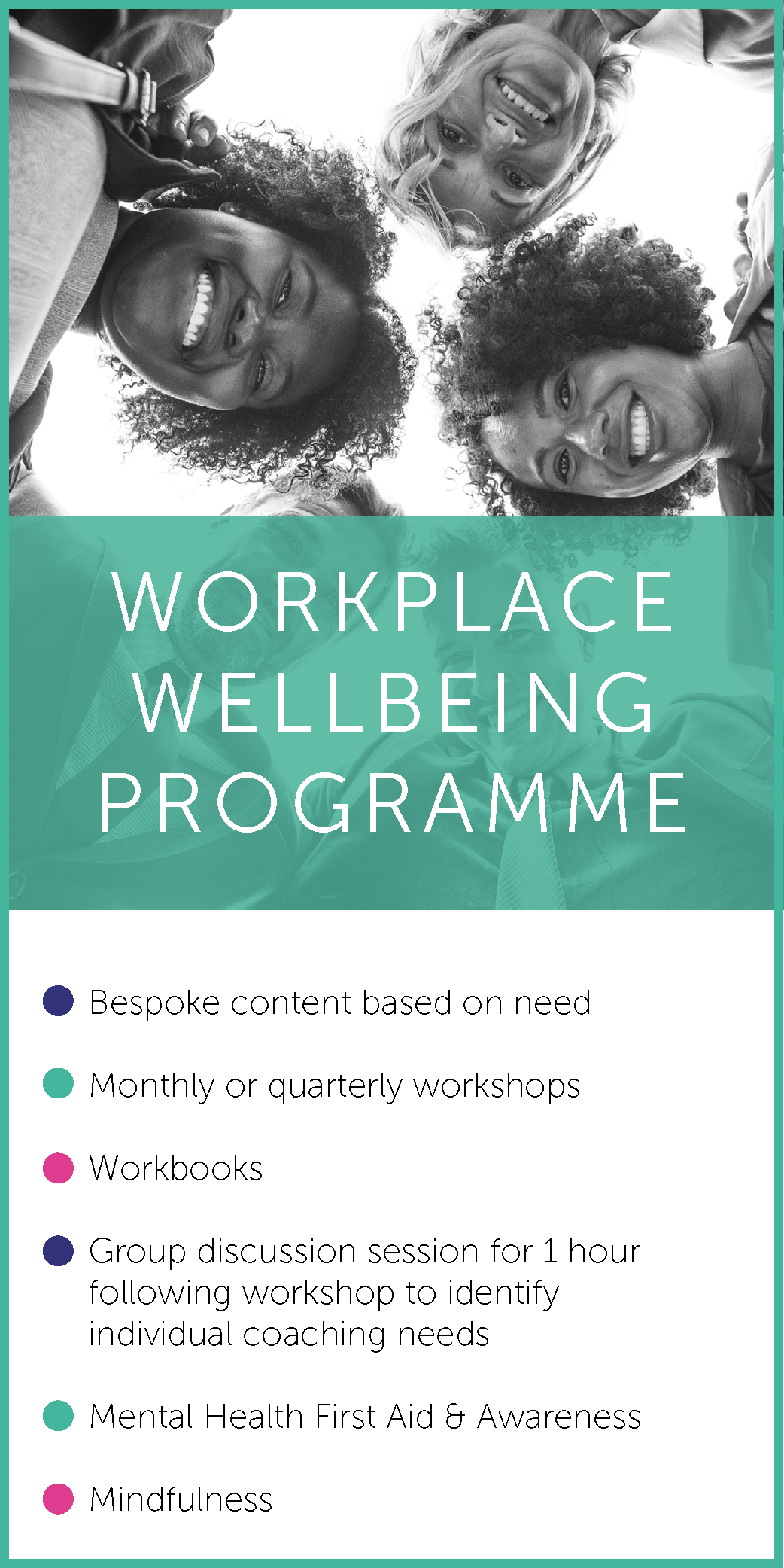 Workplace Wellbeing Programme - Beingworks