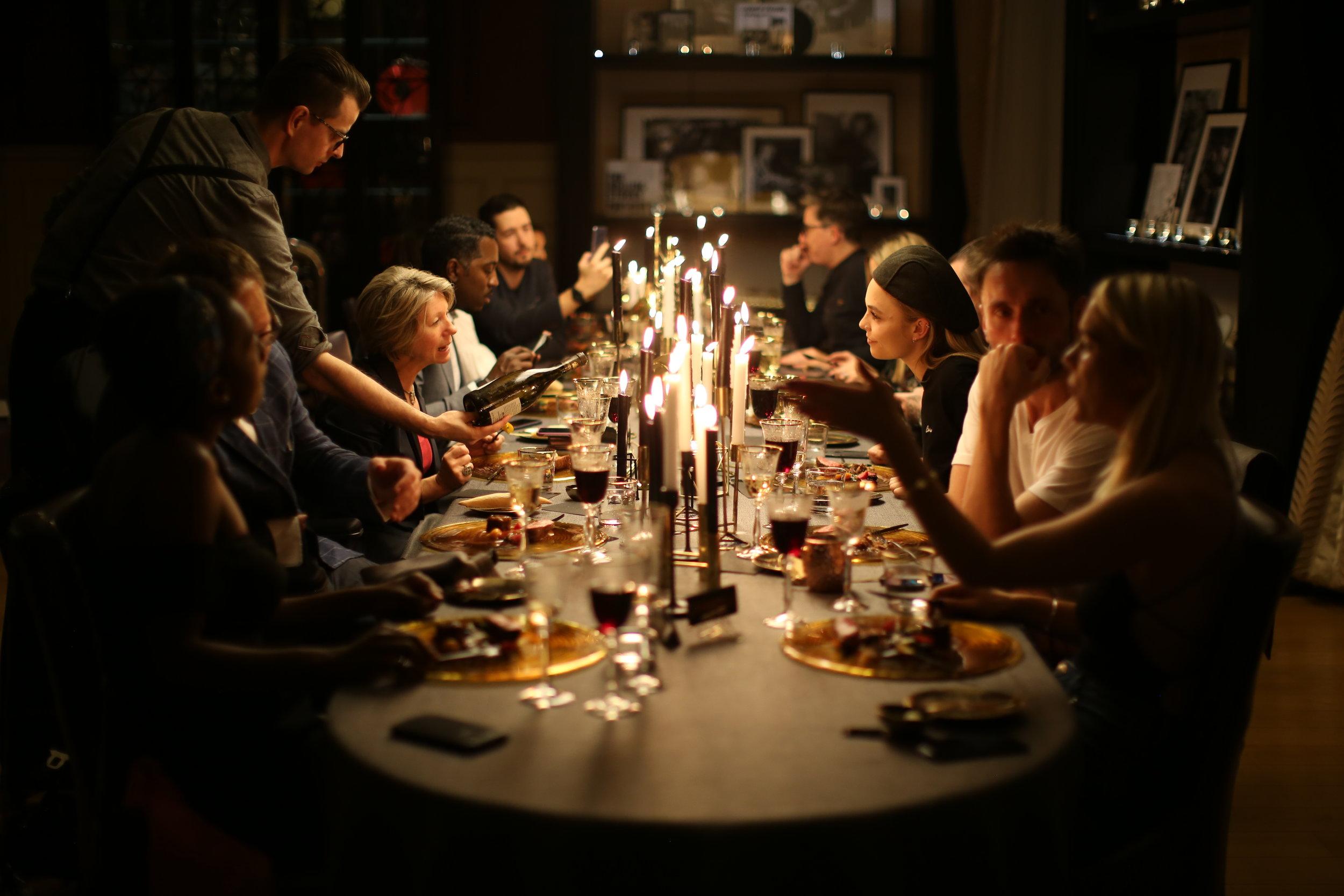 The Navigators Table -