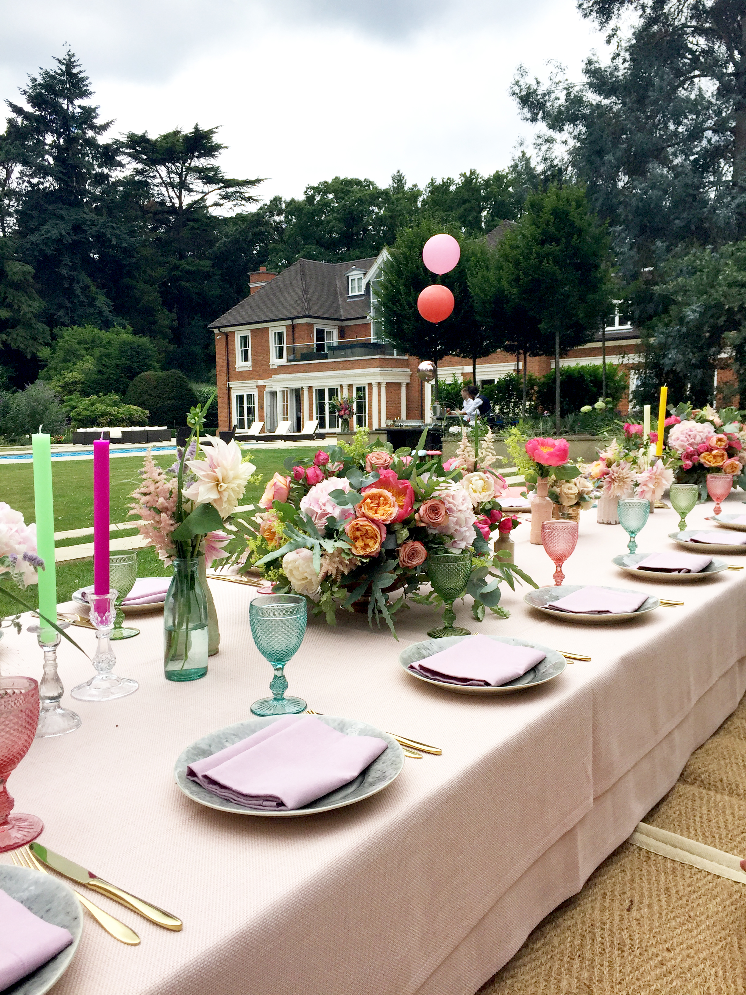 Summer Garden Party -