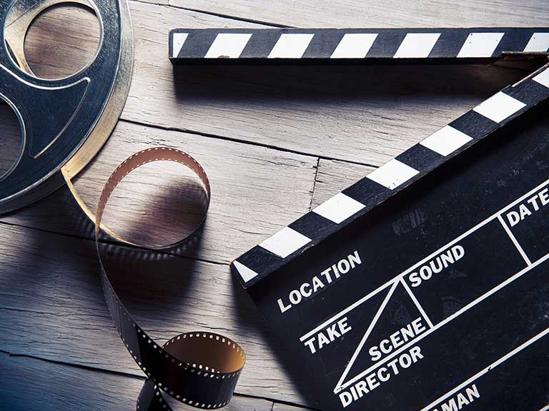 LEARN FILM PRODUCTION AND EDITING - Learn from the pros how to shoot and edit your own movies.