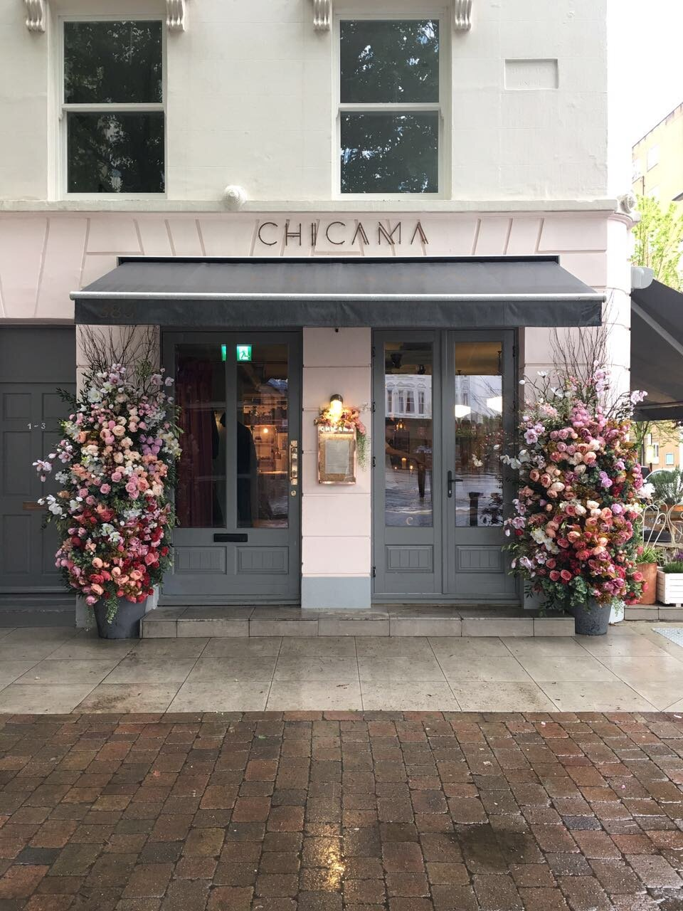 Rose Garden - CHICAMA LONDON
