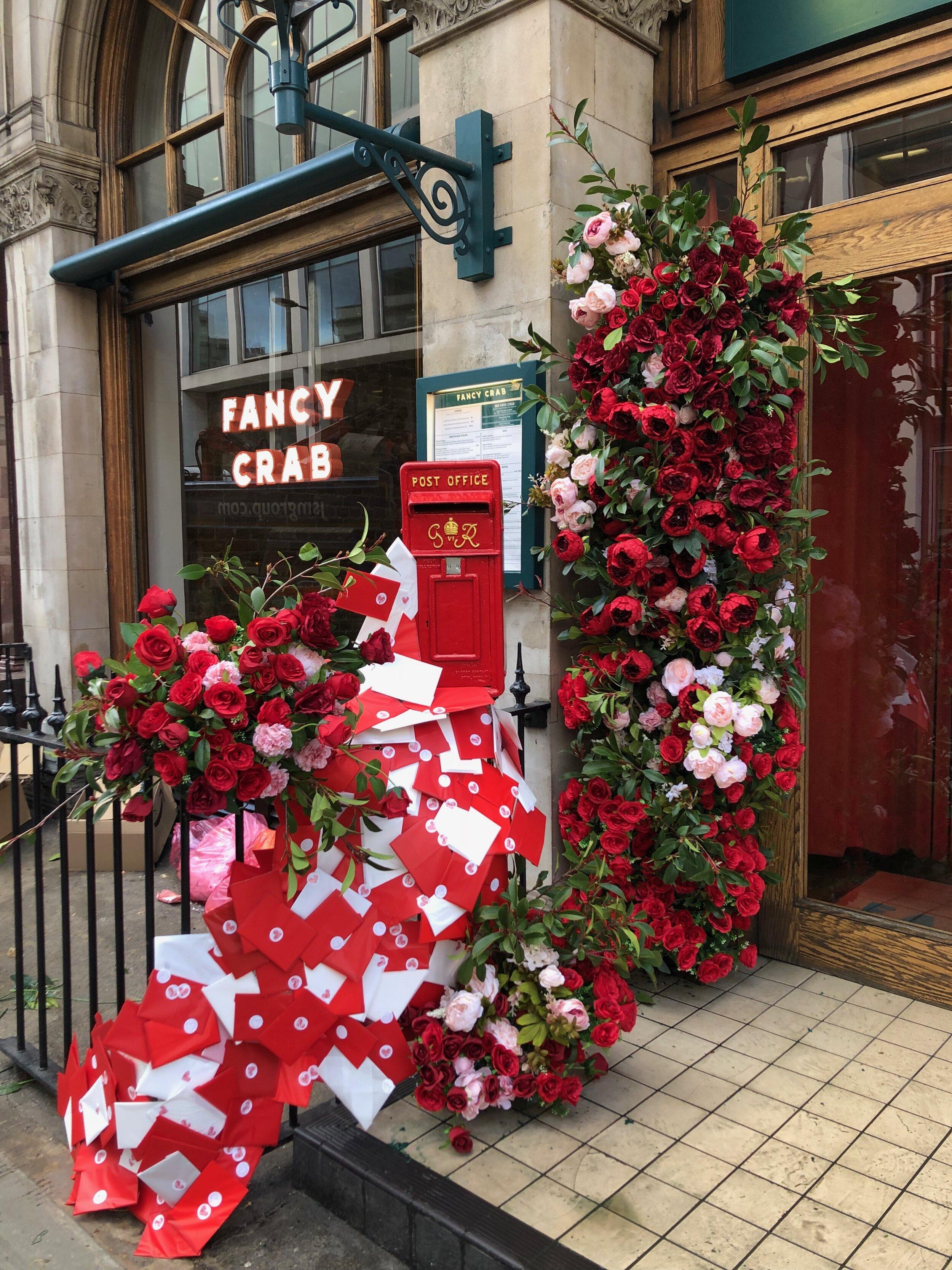 Be My Valentine - FANCY CRAB | LONDON