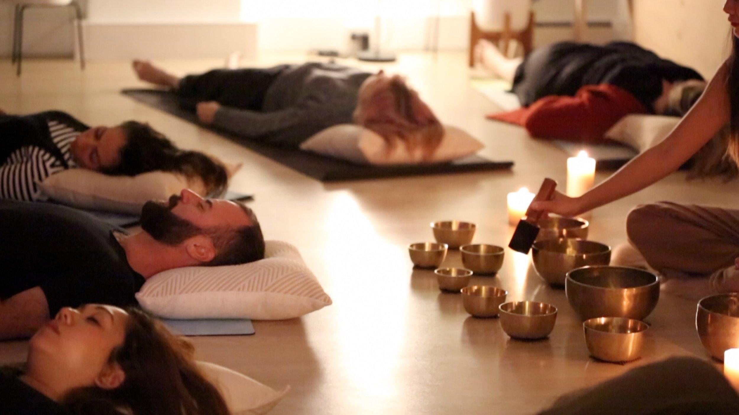 Melbourne Sound Meditation