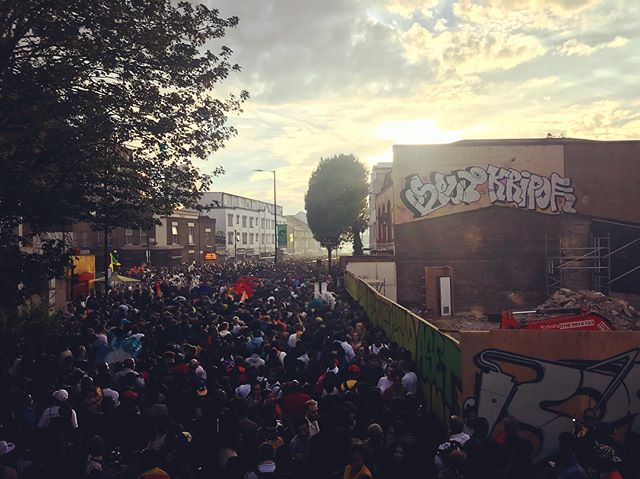 Just a few snaps of the love for #hackneycarnival2018 💕💕💕