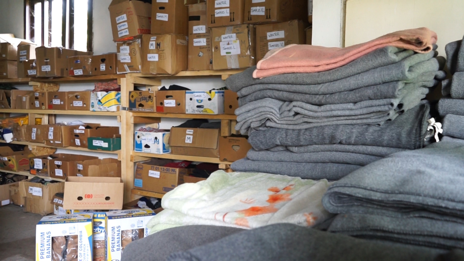 Winter Aid   With thousands expected to be stuck outside this winter in the Balkans, and a lack of resources and support for those people, Collective Aid is committed to coordinating fundraising, collection and distribution of winter aid so people don't freeze.    Read more…