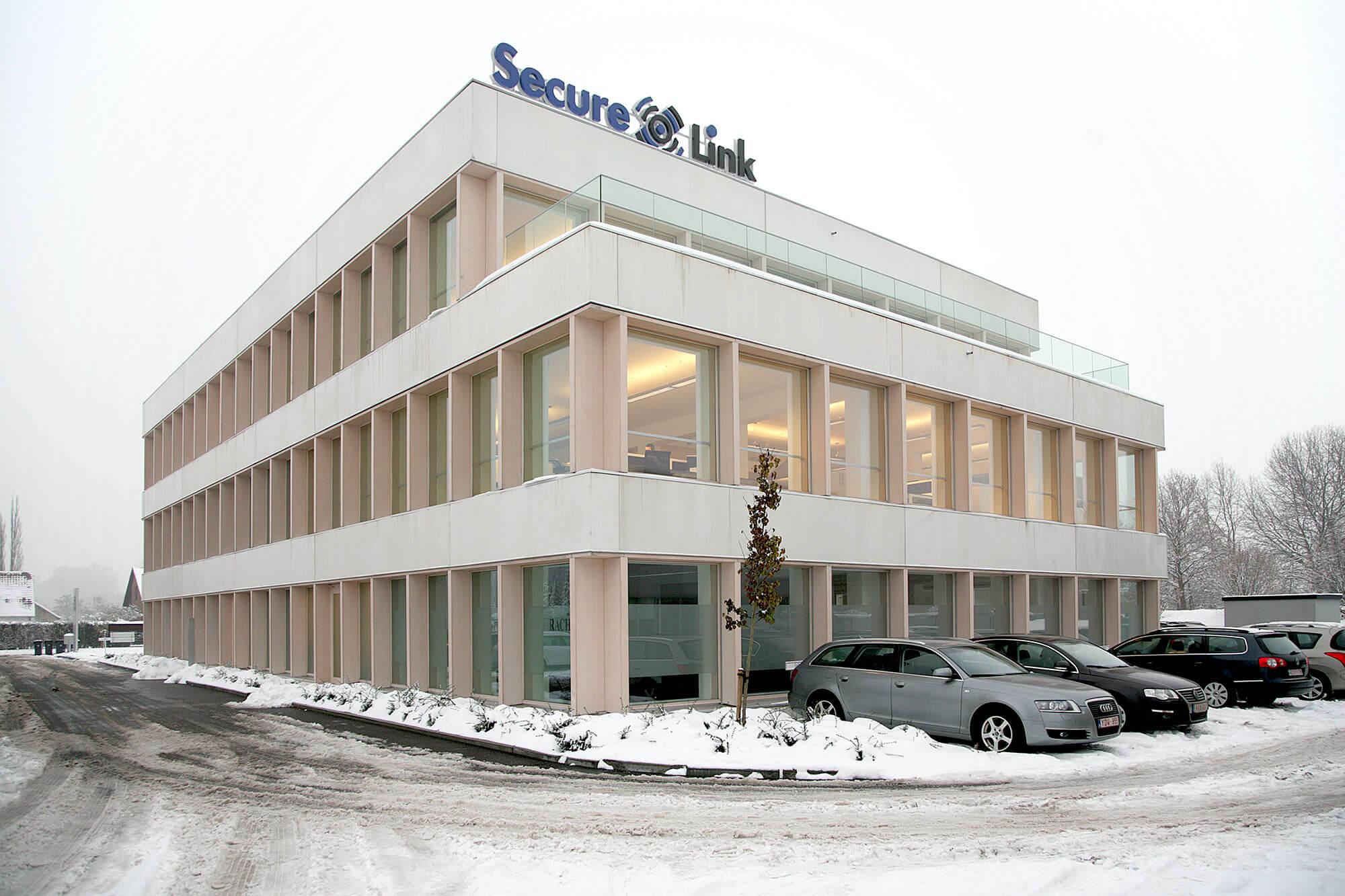 SECURE-LINK - NIEUWBOUW KANTOOR