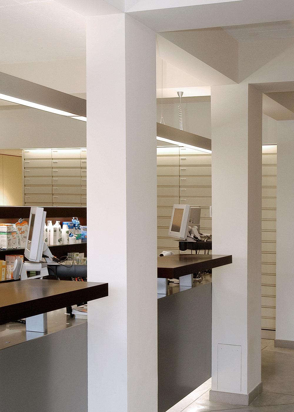 De structurele elementen vormen een essentieel onderdeel van het interieurontwerp.