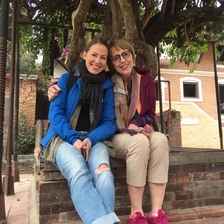 Margrethe og Heidi