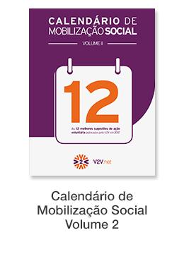 Calendário de Mobilização Social Vol 2