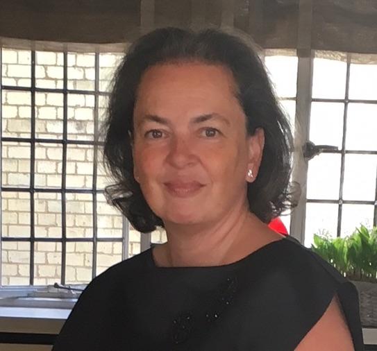 Giorgina, Founder of faithtable