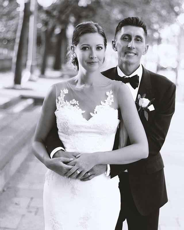 Pure Old Hollywood charm. #ottawaweddingphotographer #weddingportrait#blackandwhitephotography #engaged#brideandgroom #huffpostido#justmarried#luxuryweddingphotography#junebugweddings