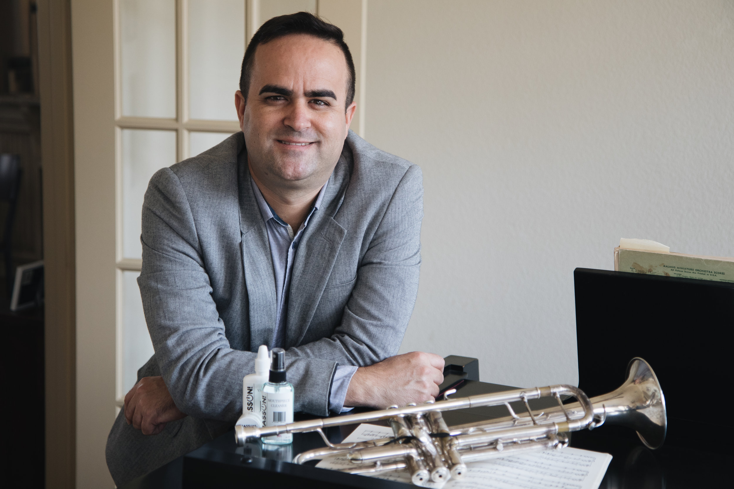 The Brass On Story: It started with Orestes Machado and his trumpet