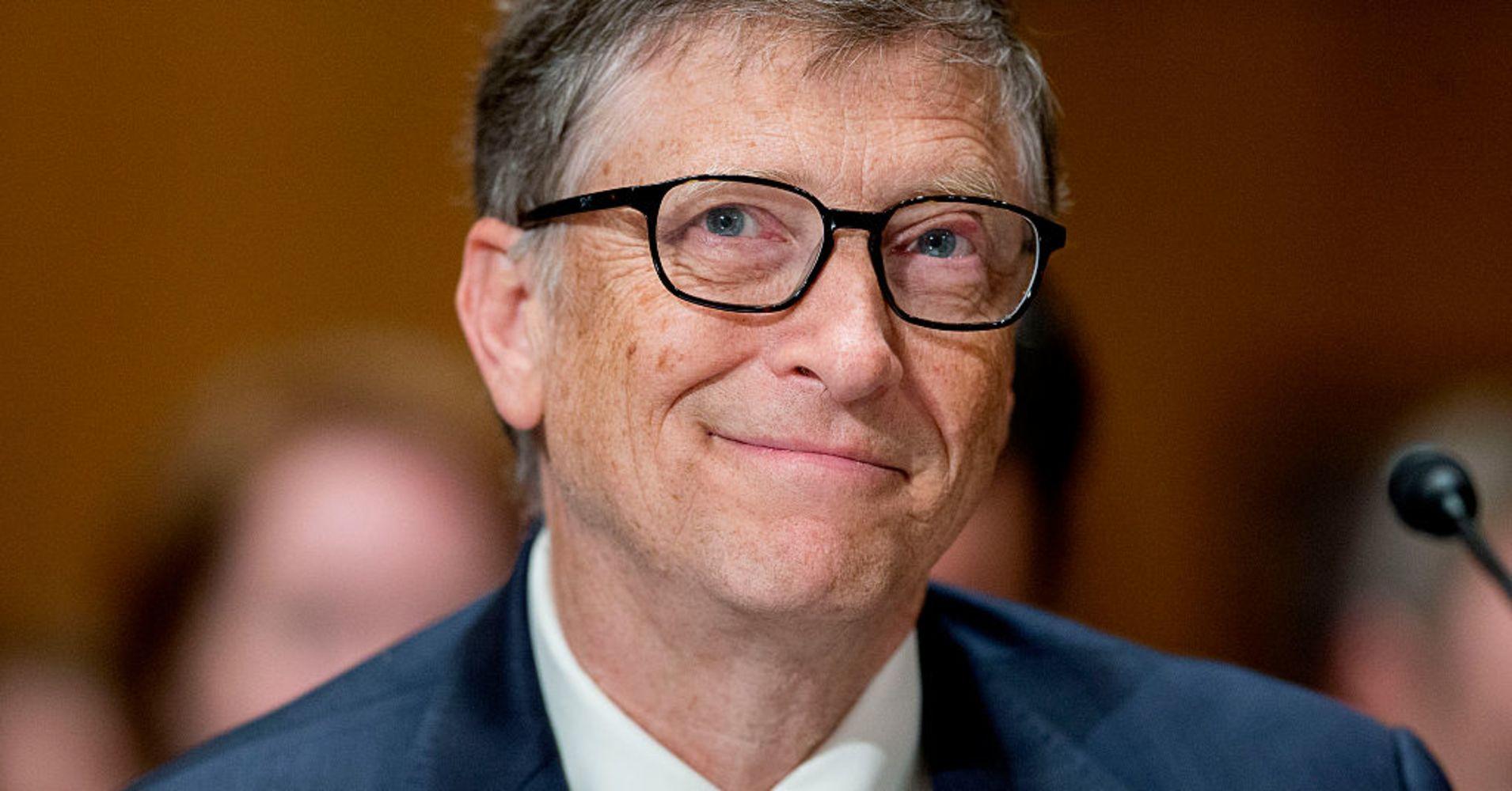 Bill Gates, Founder of Microsoft