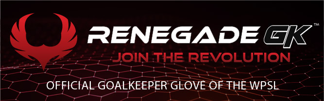 Renegade goalkeeper gloves is an official sponsor of NPSL.    Click the above image for more information