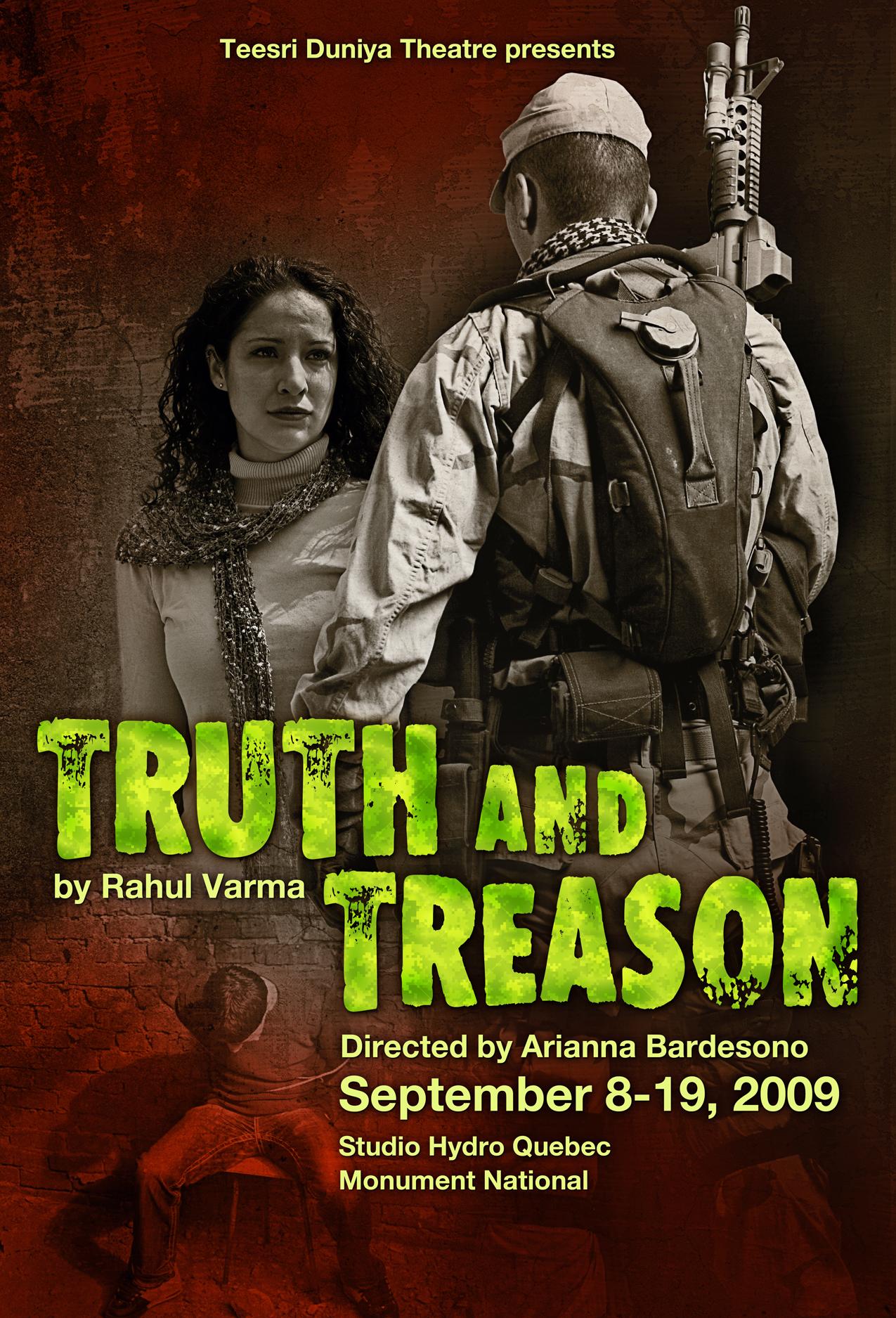Truth And Treason - 2009