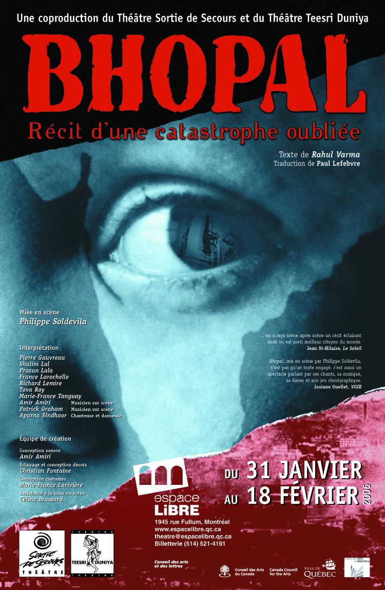Bhopal (French) - 2006