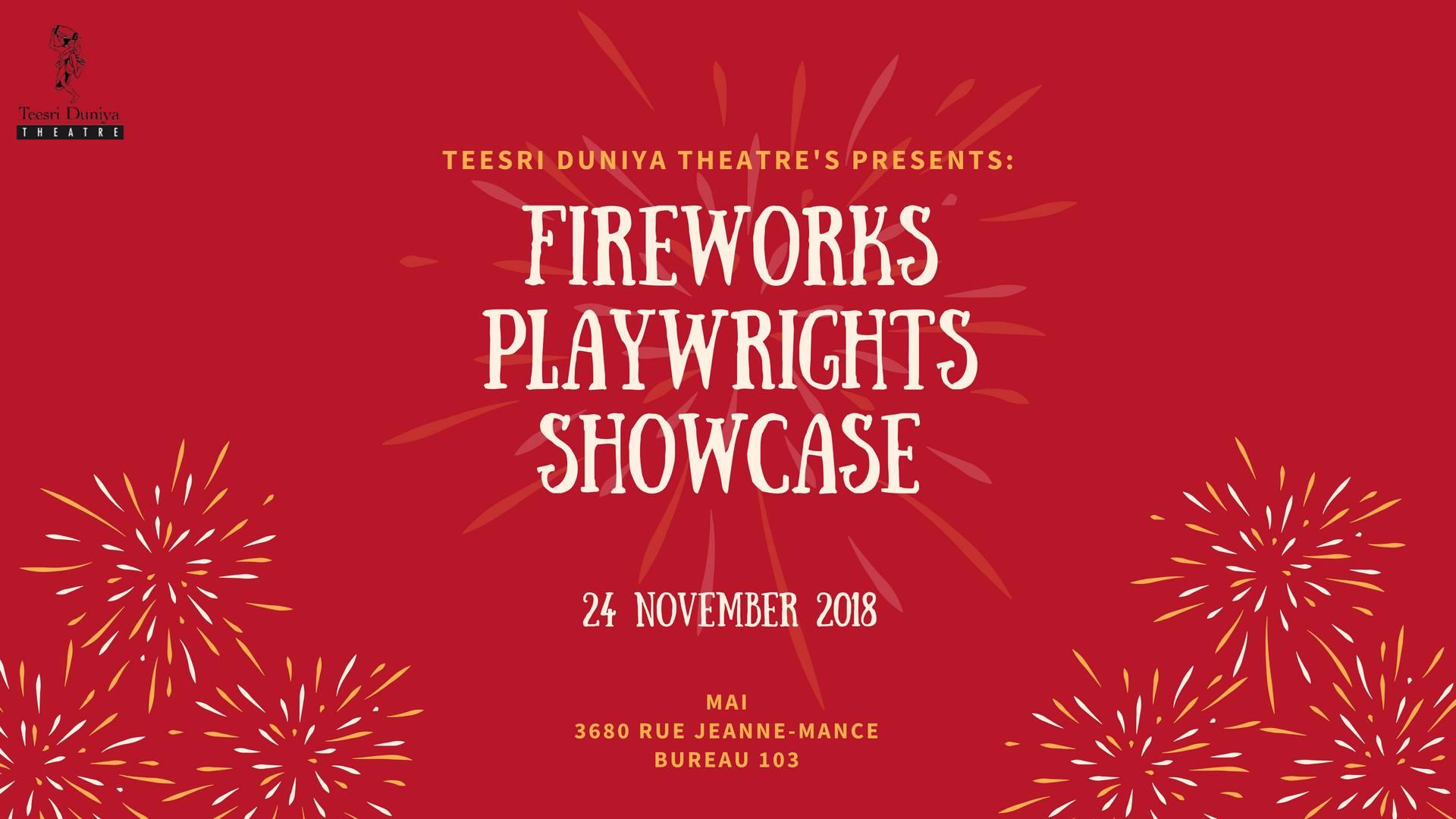 Fireworks Showcase - 2018