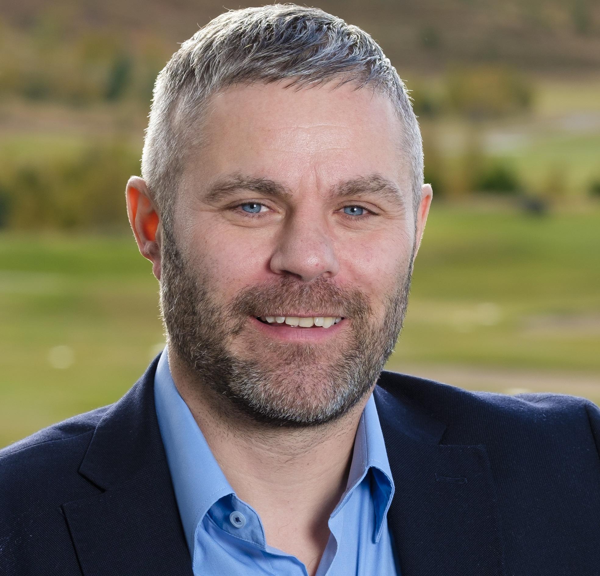 Hafliði Halldórsson  Framkvæmdastjóri Icelandic Lamb