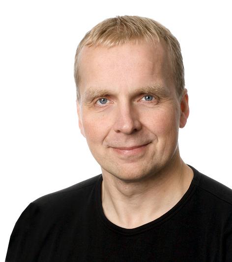 Finnbogi Magnússon  Framkvæmdastjóri Jötunn