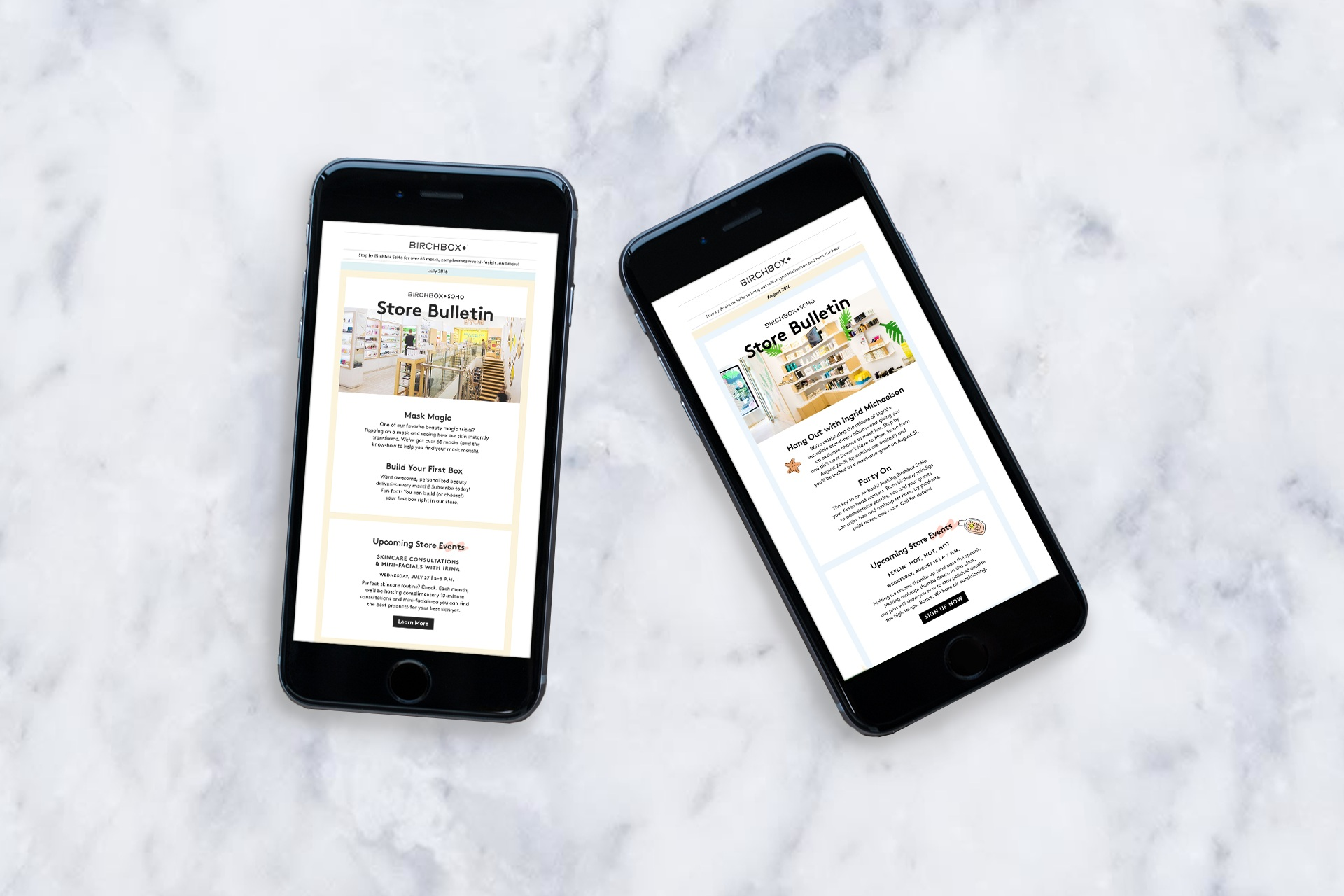 BIRCHBOX Digital, Print, Business Strategy
