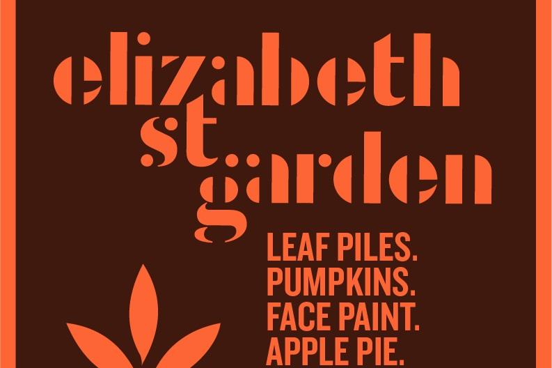 ELIZABETH STREET GARDEN Branding