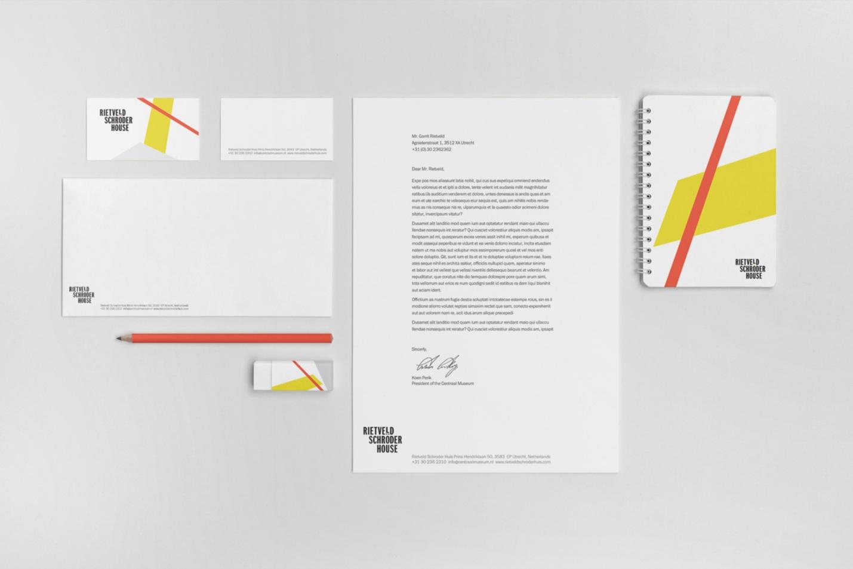 RIETVED SHRODER HOUSE Branding, Digital, Print
