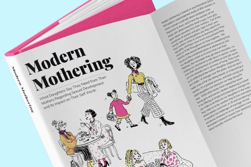 MODERN MOTHERING Print