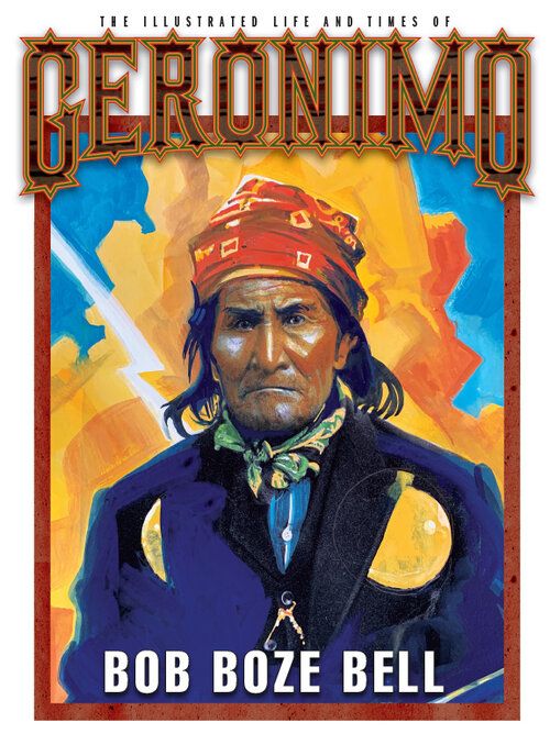 "- My newest book ""The Illustrated Life And Times Of Geronimo"" will be hot off the press and I'll have a copy that you can thumb through."