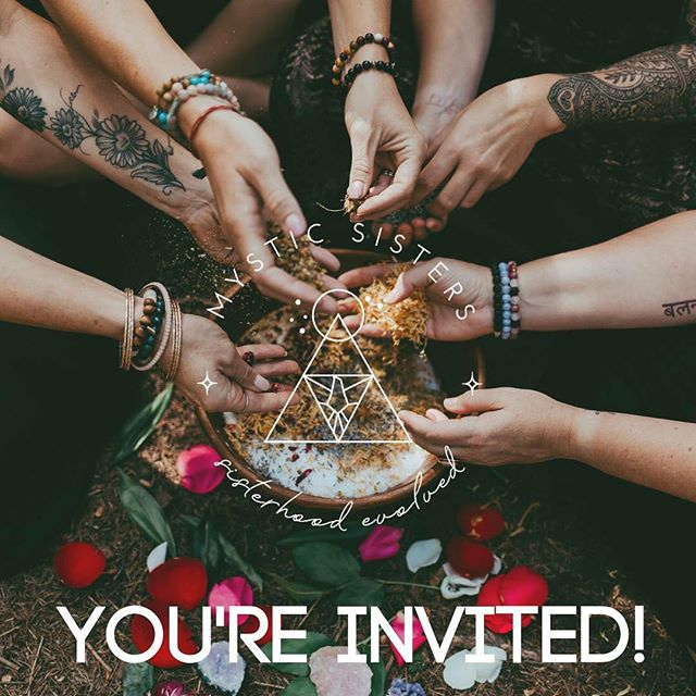 Sisters!  We're so excited to announce all our Moon Circle Winners for our exclusive event on Friday, October 26th from 6:30 -9:00 pm @empowered.ca studio in the heart of Summerside! ✧ Please, if you are unable to make this event, send us an email to mysticsistersab@gmail.com so we can invite some sistas on the wait list! ✧ We're so excited to be offering this amazing event on the Hunters Full Moon this month!  All supplies will be provided for the event to create your intention!  Do wear something comfortable or bring a cushion to sit on while we celebrate and circle! ✧ We believe we are stronger as a community and we wanted to make this a night of FUN so we've invited @goddesswands @malaandme and a few other guests for a mini POP UP shop!  It's also one of our magical sisters birthday so stay and celebrate her beautiful soul. ✧ Thank you all so much for all the love and for the FOLLOW!  Stay tuned for our 2019 schedule filled with Mystic Moon Circles, Retreats, Workshops and Trainings ✧ @mandyllamothe @pdubz @tabischa @thisis40ish.ca @njtrinh77 @netoanna @atyogayeg @allurebychelsea @authenticallyhealingyou @katelyn10 @sacredwellness.co @cherise_inspire_authenticity @rachelkry @mattisonification @prairiecouturemobile @perfect_pouts_ @sweet_samma @holisticphysiotherapy @donnarommel @livesey81 @yegmama @chelantory @420_hunni @femalemiraclecoalition @rebadieter @jillandherboys @b0bbi347 @norinicole @jen_zen_ @heidi_demo @suzannemurray51 @yogagurl26 @kristenpatrick1 @kim.hubbert @omeverafter @little.red.barn @howlinghearthealing @sirrah_haras @rachel_maybenavy @jessietribe. ✧ Photo: @sherrieellisphotography. ✧ #yegsisters #sisterhood #circle #moon #mysticsisters #evolved #womensupportingwomen #gatherings #sisters #magical