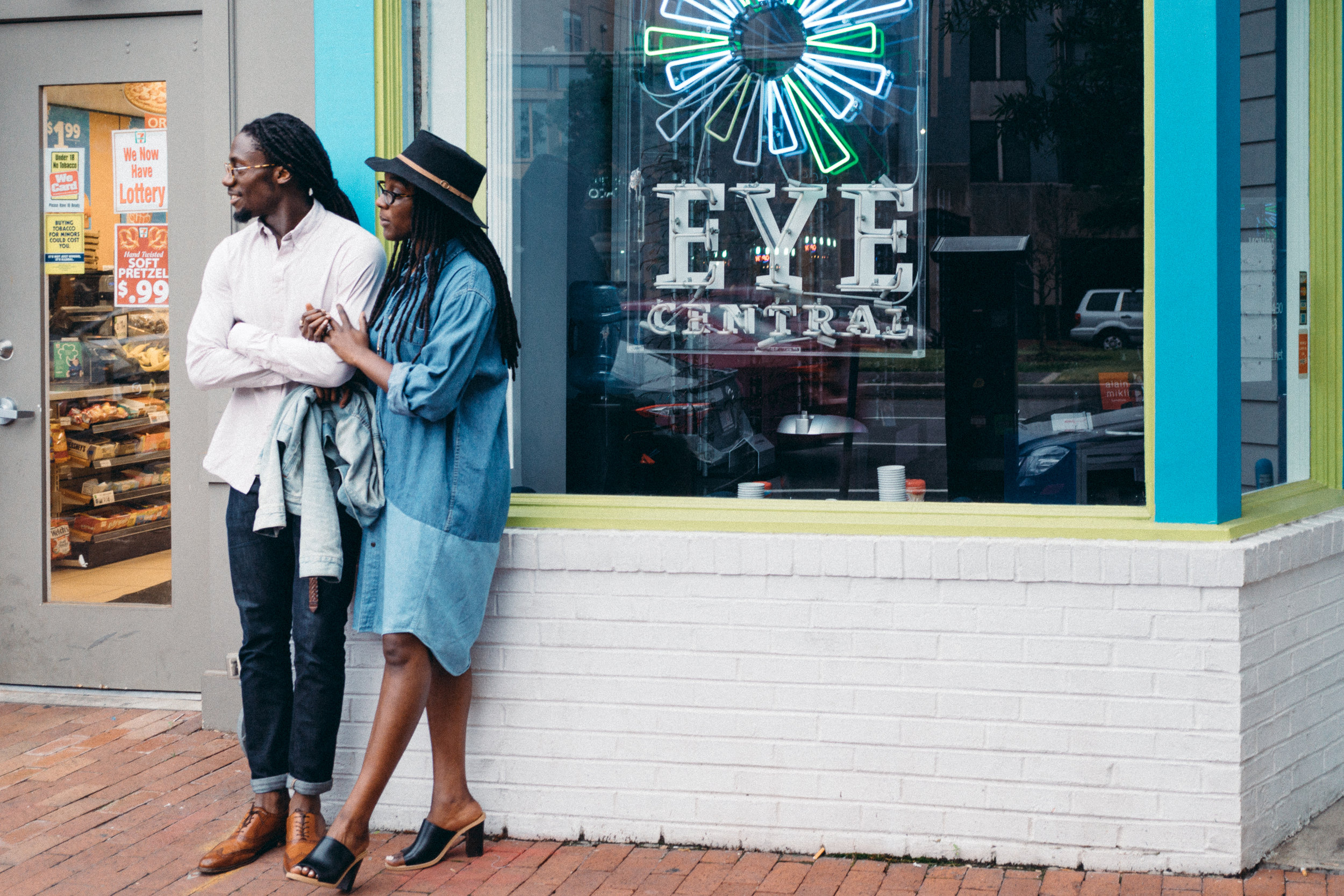 Every day is a little easier from Eye Care to Dry Cleaning and more