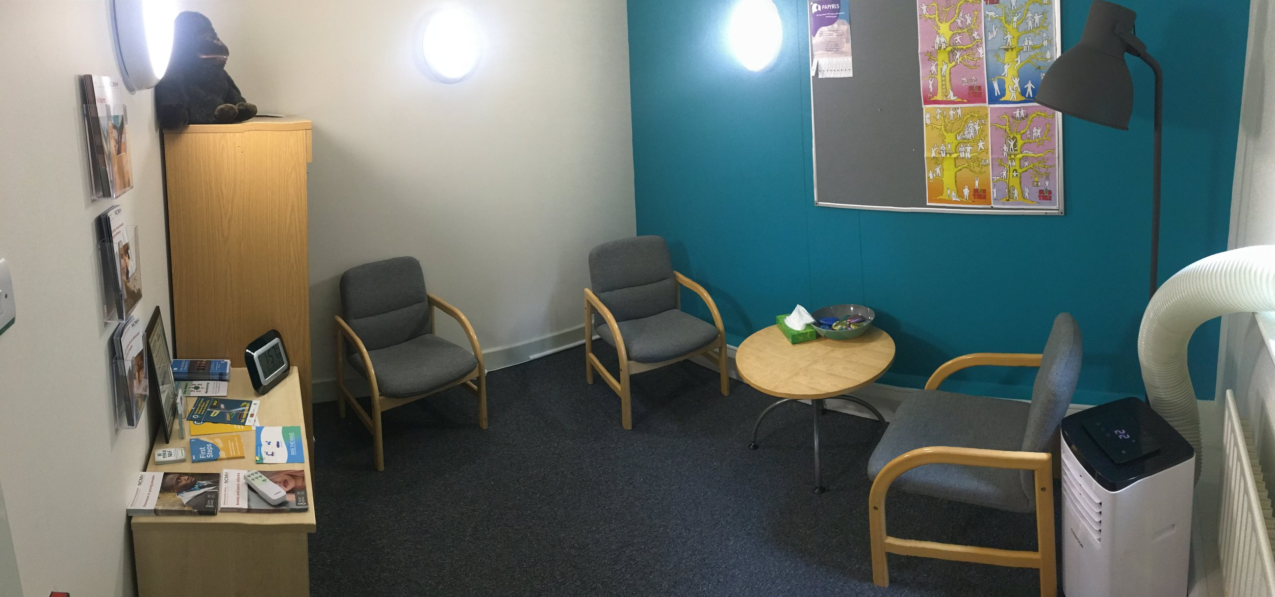 The Mindspace Foundation Counselling Room