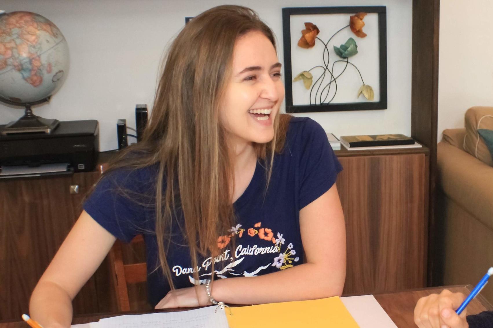 Penny Kostaras Wise Student Joy