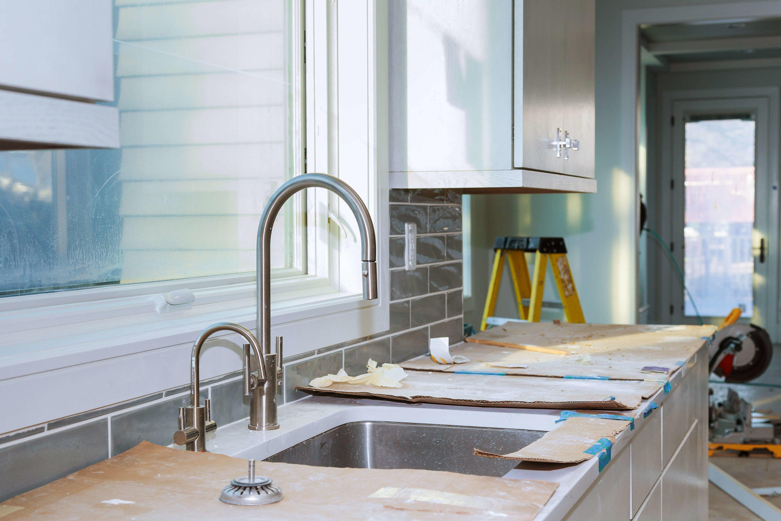 An updated kitchen is a typical want for potential buyers.