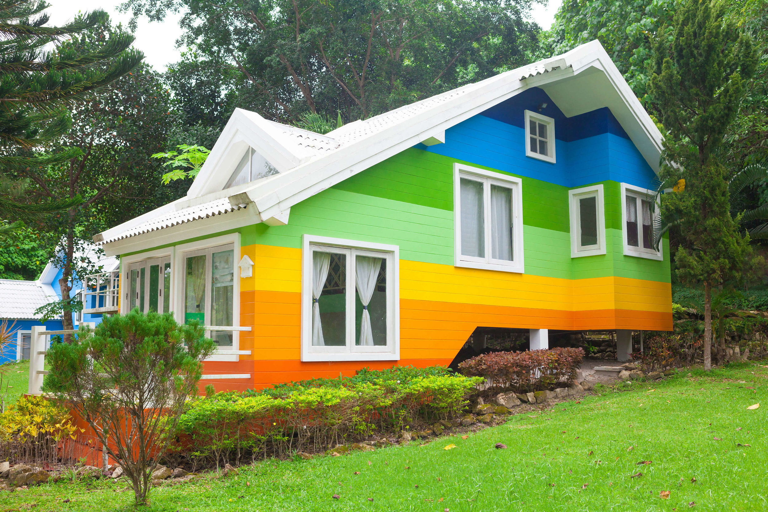 While you may love it, potential buyers may avoid your home if the exterior is too different from their taste.