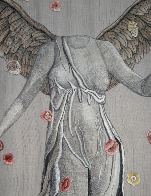 Detail: Victoire and the Life of Beauty
