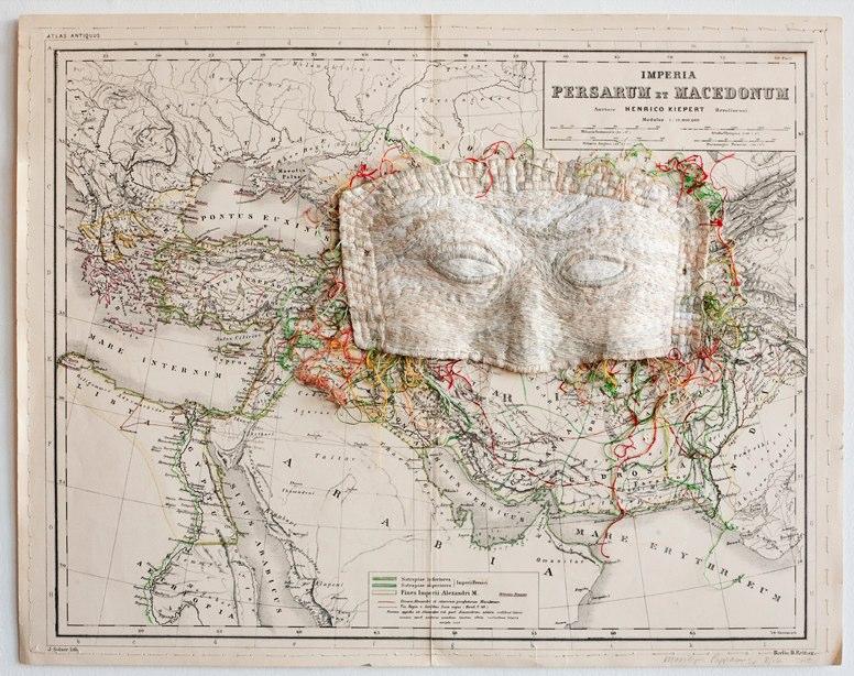 Maps and Masks: Imperia Persarum et Macedonum