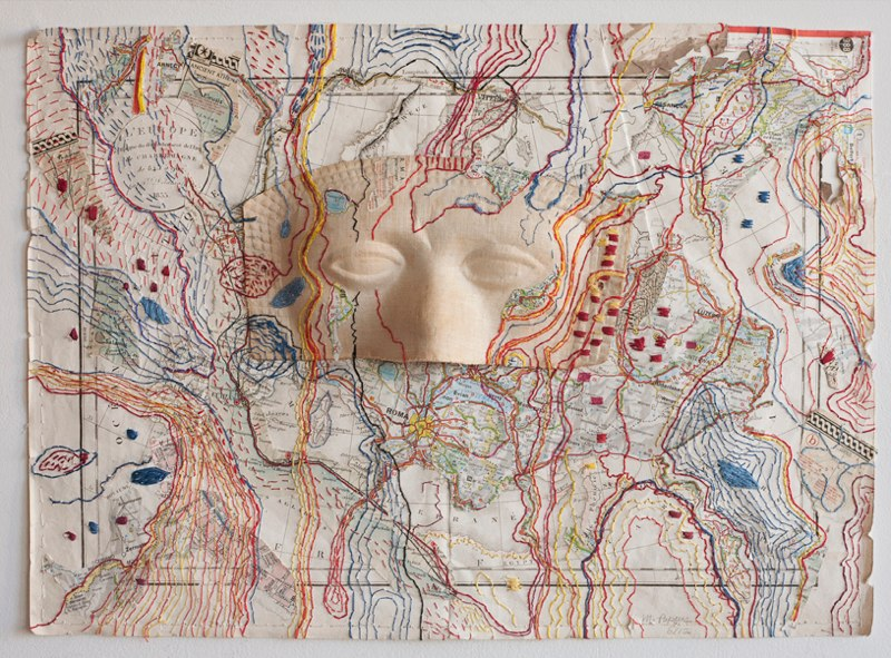 Maps and Masks: L'Europe