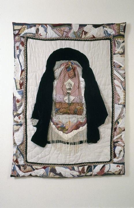 Marsha's Coat Quilt