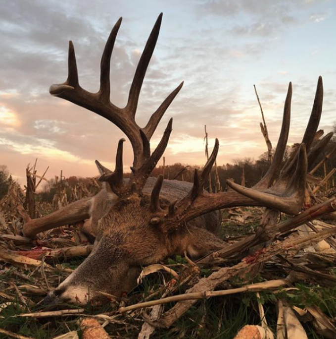 """""""Biggest buck of my life, for now!"""""""