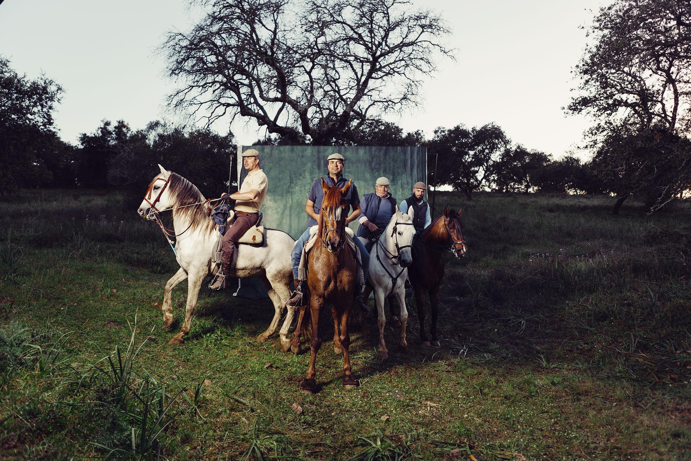 Romaria a cavalo