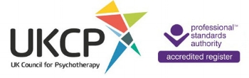 I am a member of the UK Council for Psychotherapy - Reg. No: 07159170