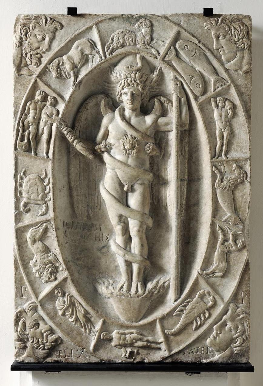 Anonyme,  Phanès , IIe siècle, Museo Civico, Modène