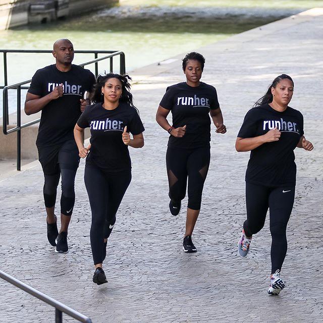 Running is a feeling... a mood ... a vibe. . #running #mood #vibes #blackrunners  #blackfitness  #melaninfitness  #blkgirlsrun  #herunstoo #werundfw  #wearerunher #runherco  #runher