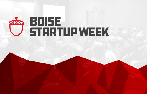 Boise Startup Week - Supporting the startup community and entrepreneurs who want to rebel and carve their own path is important to us. We've partnered with Boise Startup Week to help with marketing and bring their event to even more aspiring entrepreneurs.