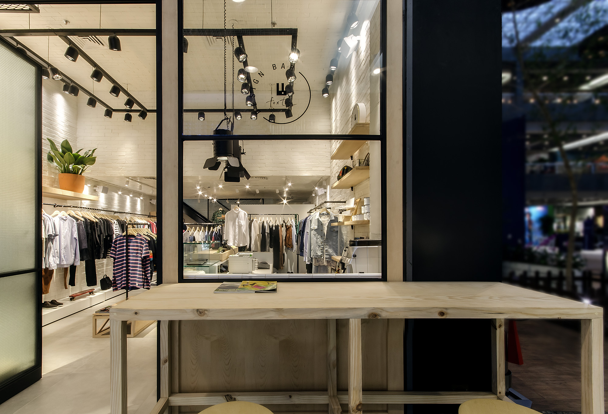 Foxton Rio Design Barra — fotos/photos: Fabio Fernandes