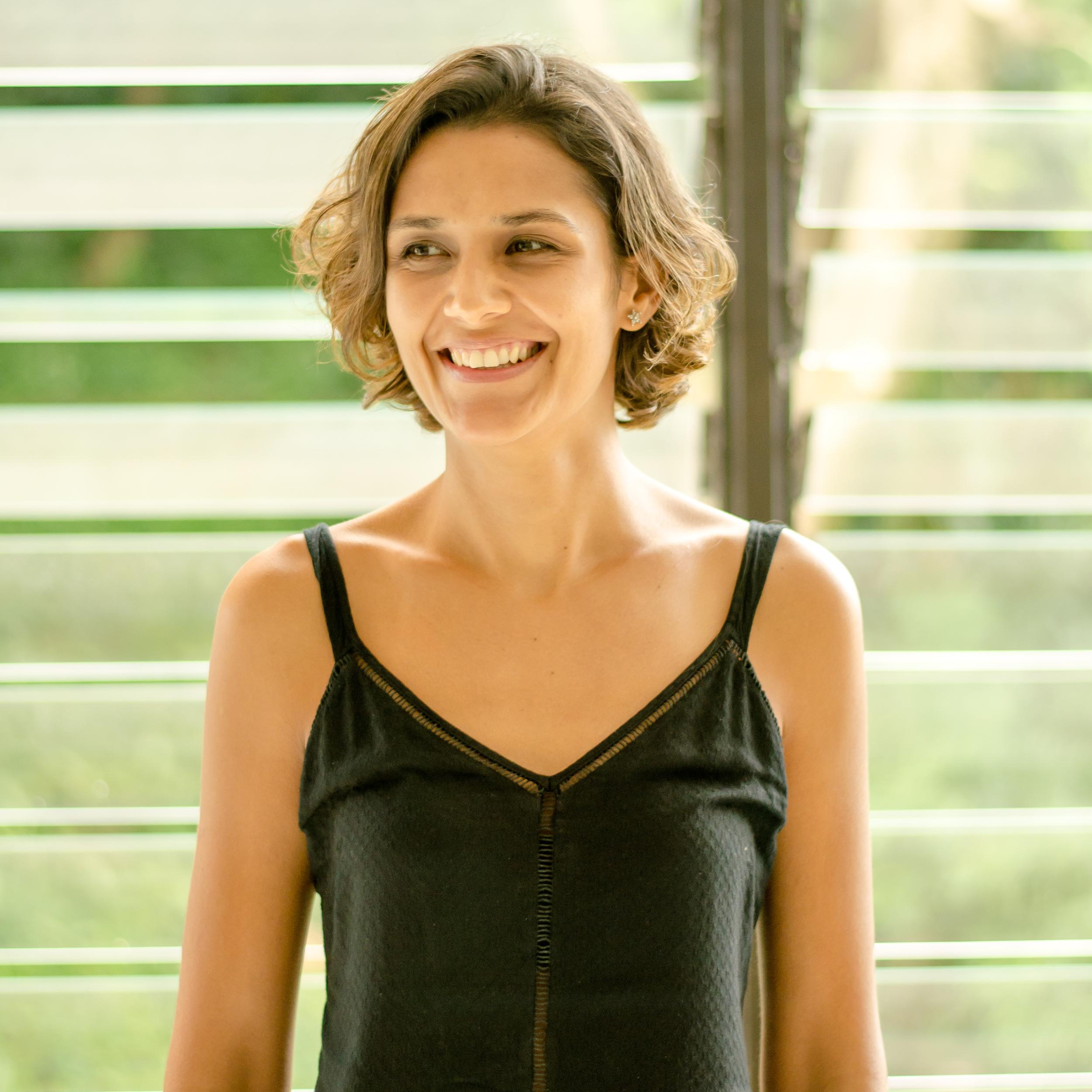 Fernanda Carvalho - Arquiteta e Urbanista. Coordenadora de projetos.