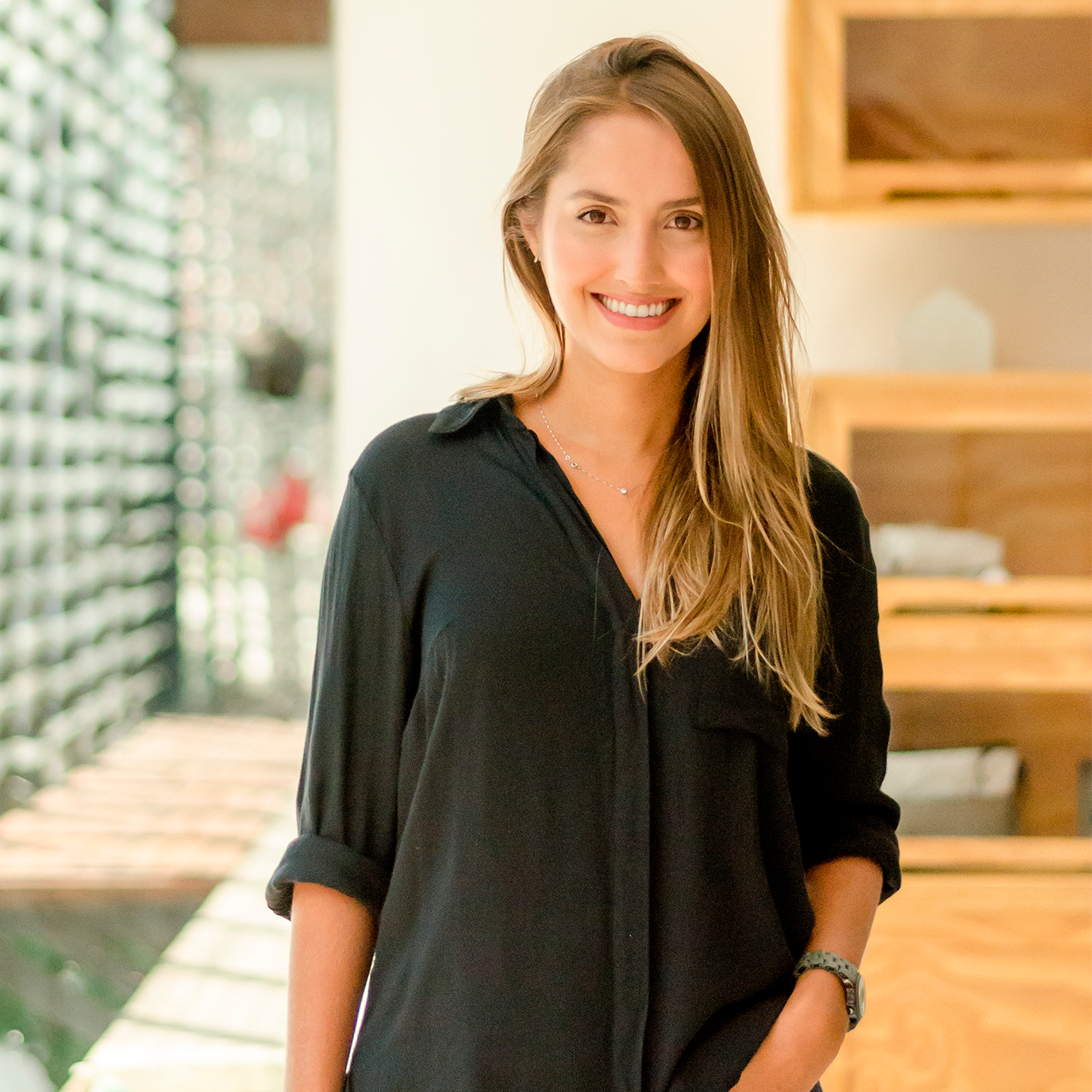 Stephanie Bertanha - Arquiteta e Urbanista.Comercial.
