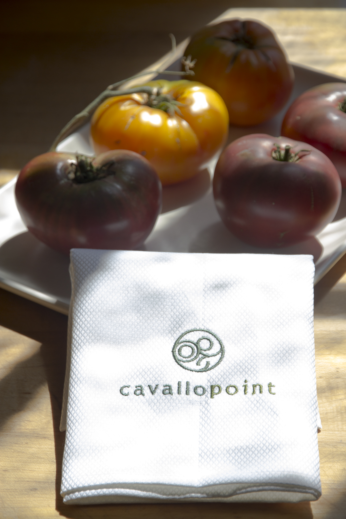 You may also like: - Cavallo Point Tea Towel